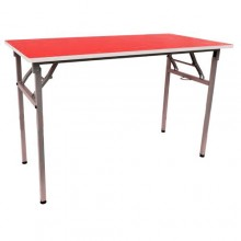 Rectangular Table wt Foldable Legs (H:76cm)