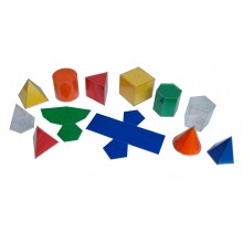 Folding Geometric Shapes (10pcs)