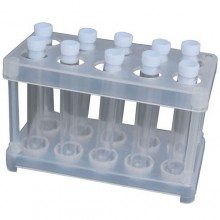 10's Test Tube With Rack