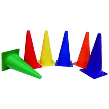 """15"""" Skittle Cone (6/set)"""