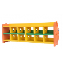 Plastic Giant Shoe Rack