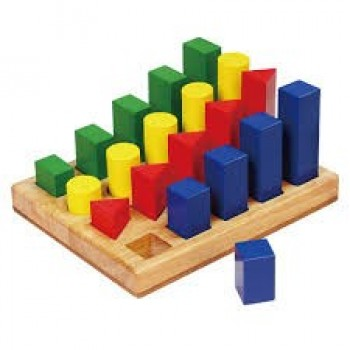 Shape Sequence Blocks