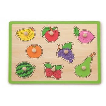 Flat Puzzle (Set of 5)