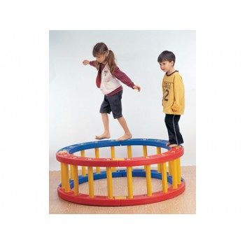 We Play Go Go Balance Fun, 1/4 Circle X 4pcs (KP4001.1)