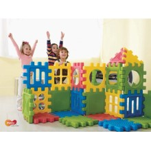 Weplay Construction Tower  Set o 12pcs
