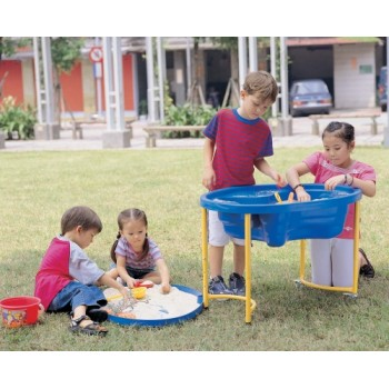 WePlay Sand and Water Table Blue