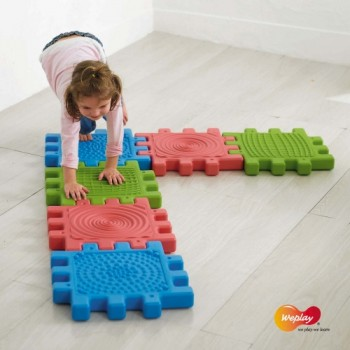 WePlay Tactile Cube S/6