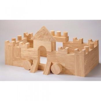 WePlay Softwood Blocks - 30 pcs