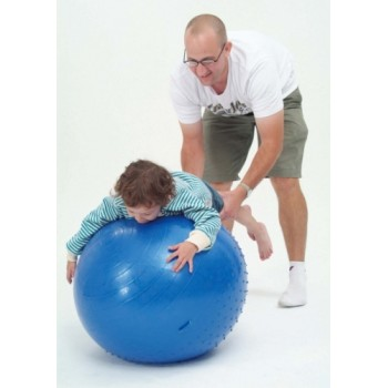 WePlay Half Massage Ball, 65 cm