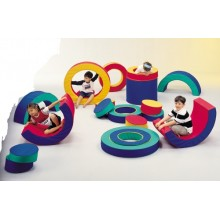 WePlay Toddlers Play Station, Set of 19 KM2301