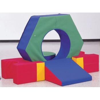 WePlay Soft Gym 9 Pieces