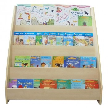 Natural Color Book shelf