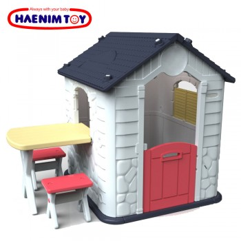 Haenim (Korea) My First Kids Play House (Navy Blue)