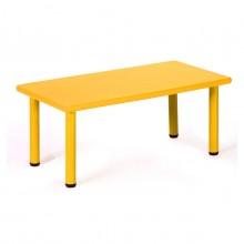 Children Rectangular Table (Plastic Top)