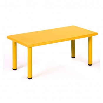 Children Rectangular Table (Plastic Top)