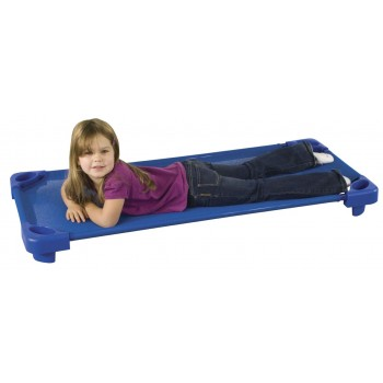 Children Stackable Cot (Blue)