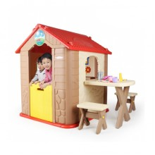 Haenim My First Play House (Brown)