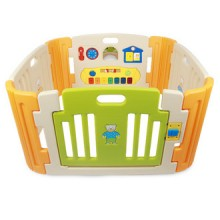 Haenim Baby Play pen with melody (4 + 4 panels)