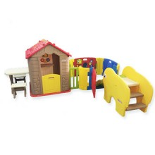 Haenim my First Play House + Play Yard + Mini Coco Slide